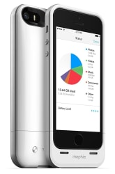 Mophie 16GB Battery Case for iPhone 5/5s/SE $15