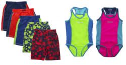 Coppertone Kids' Swimwear w/ UV Protection for $12
