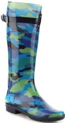 Lauren Women's Rossalyn II Rain Boots for $40