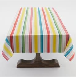 "BrylaneHome Indoor/Outdoor 60x84"" Tablecloth $10"