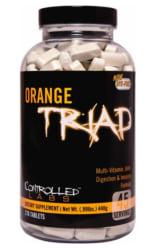3 Orange Triad Vitamins 270-Count Bottles for $55