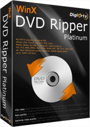 Digiarty WinX DVD Ripper Platinum for PC for free