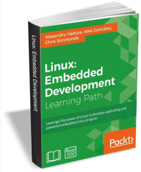 """Linux: Embedded Development"" eBook for free"