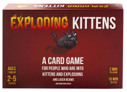 Exploding Kittens: A Card Game for $10