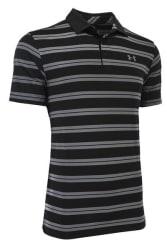 Under Armour Men's Stripe Polo Shirt for $29