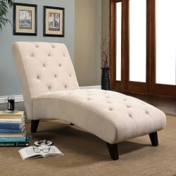Abbyson Living Florence Chaise Lounge for $131