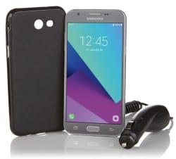 Galaxy J3 Emerge w/ $120 Virgin Mobile GC for $100