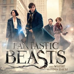 Fantastic Beasts Rental for 50 cents