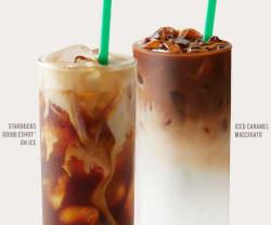 Starbucks Grande Iced Espressos: 2-for-1