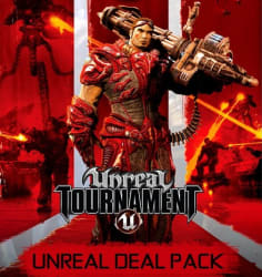 Unreal Tournament Unreal Deal Pack for PC for $4