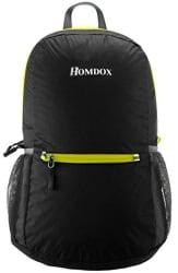 Homdox 22L Foldable Hiking Daypack for $6