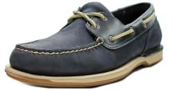 Rockport Men's Perth Moc Toe Boat Shoes $40