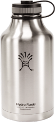 Hydro Flask 64oz Wide-Mouth Insulated Bottle $30
