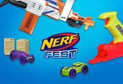 """Upcoming at Toys""""R""""Us: Nerf Fest for free"""
