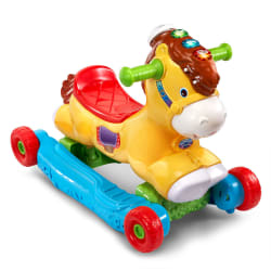 VTech Learning Pony Interactive Ride-On Toy $20