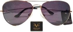 Versace 19.69 Women's Aviator Sunglasses for $40