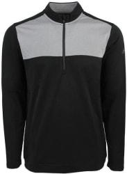 adidas Men's Climacool Quarter-Zip Top for $26