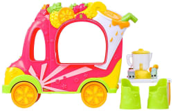 Shopkins Shoppies Juice Truck for $5
