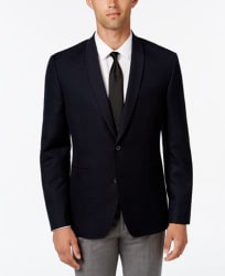 Bar III Men's Slim-Fit Evening Jacket for $37