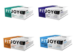 24 FitJoy Protein Bars for $20