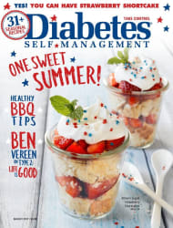 Diabetes Self-Management 1-Year Sub for free