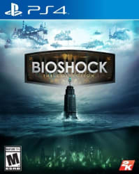Bioshock: The Collection for PS4 or Xbox One $25