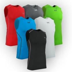 Under Armour Men's Sleeveless T-Shirt 3-Pack $34