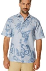 Cubavera Men's Allover Print Shirt for $12