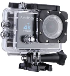 Andoer Q3H 4K UHD WiFi Action Camera for $31