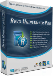 Revo Uninstaller Pro for PC for free