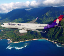 Hawaiian Airlines Fares to Hawaii from $396 RT