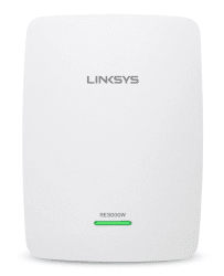 Linksys N300 802.11n Wireless Range Extender $10