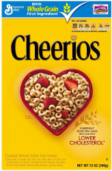 General Mills Breakfast Cereals for $2