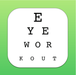 Eye Workout for iPhone and iPad for free
