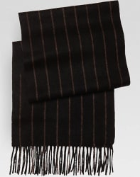 Joseph & Feiss Extra Long Wool Scarf $6