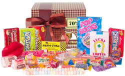 Candy Crate Old Fashioned 1970s Gift Box for $19