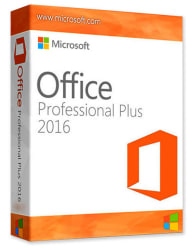 Microsoft Office Professional Plus 2016 PC for $28