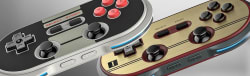 8Bitdo NES30 or FC30 Bluetooth Gamepad for $33