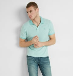 Express Men's Textured Small Lion Pique Polo $12