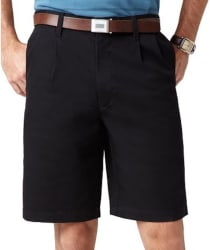 Dockers Men's Perfect Pleated Shorts for $8