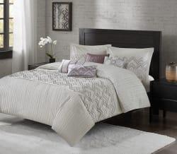 Home Essence Getty 7-Piece Queen Bedding Set $60