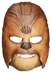 Star Wars Chewbacca Electronic Mask for $13