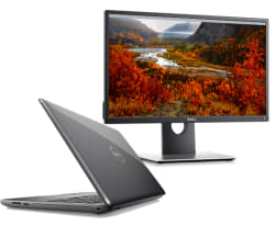 """Dell Core i7 16"""" Touch Laptop w/ 22"""" Display for $900 + free shipping"""
