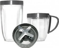 NutriBullet 5-Piece Deluxe Upgrade Kit for $11
