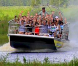 Wild Florida 1-Hour Airboat Tour in Orlando $41