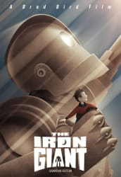 The Iron Giant: Signature Edition in HD for $5