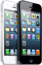 Refurb Unlocked iPhone 5 16GB GSM Phone for $90