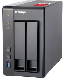QNAP NAS Servers at Newegg from $129