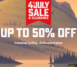 REI July 4th Sale: Up to 50% off
