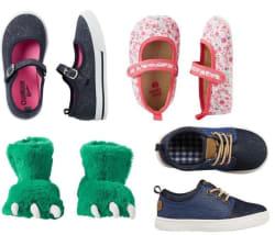 Carter's, OshKosh B'Gosh Shoe Sale: BOGO free